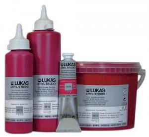 acrylic lukas studio